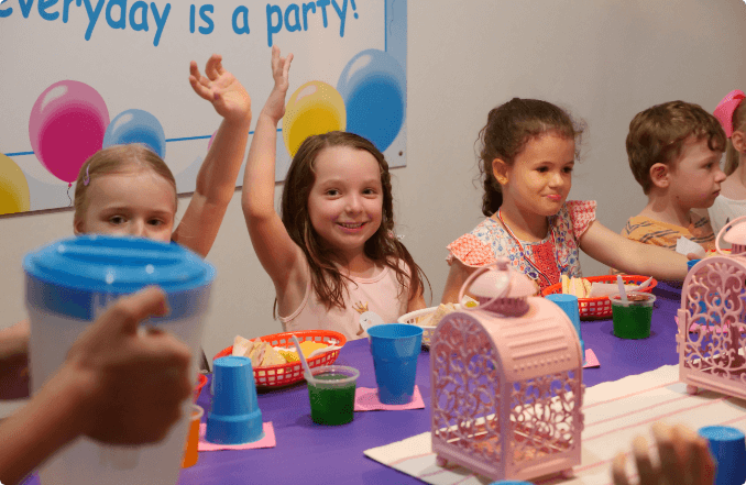 Birthday Parties - Book Now - Tiddlywinks Dance & Play Cafe